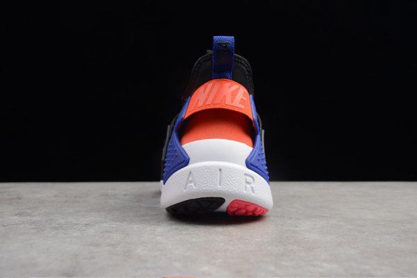 Nike Air Huarache Drift Premium Black Rush Violet-Rush Orange Fo ... c97a4314b
