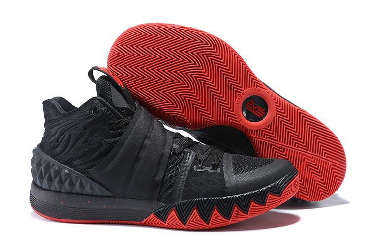 Nike Kyrie S1 Hybrid Bred Black Red For Sale  HO1284  -  75.00 ... 45cb7a033a